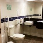 Banheiro para deficientes